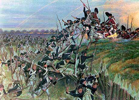 Cornwallis surrended on this date in 1781 after the Battle of Yorktown ...